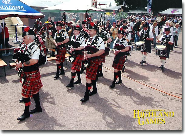 International Highland Games in Halle/Saale